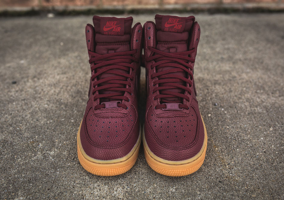 classic styles classic fit new products nike air force 1 burgundy gum