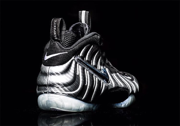 2eb66dbc656 Metallic Silver Black-Metallic Silver 616750-004. March 2017  250. silver- surfer-nike-foamposite-pro-1