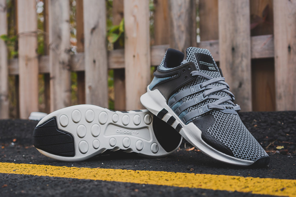 adidas eqt support adv 91 16 grey core black
