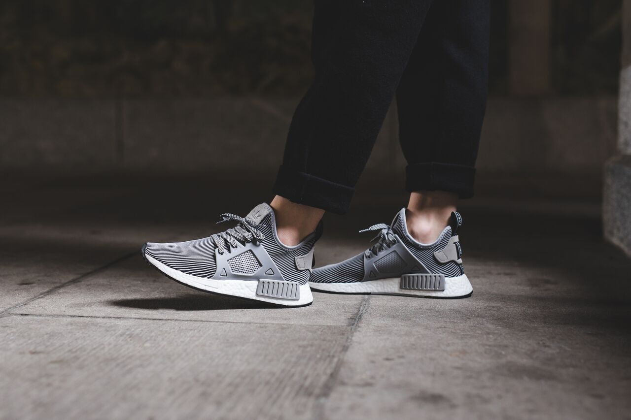 Adidas NMD_XR1 (Black) End
