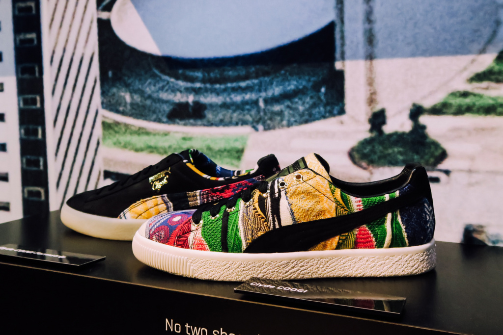 175ee01c531 ... Coogi and Puma Collaborate on the Puma Clyde ...