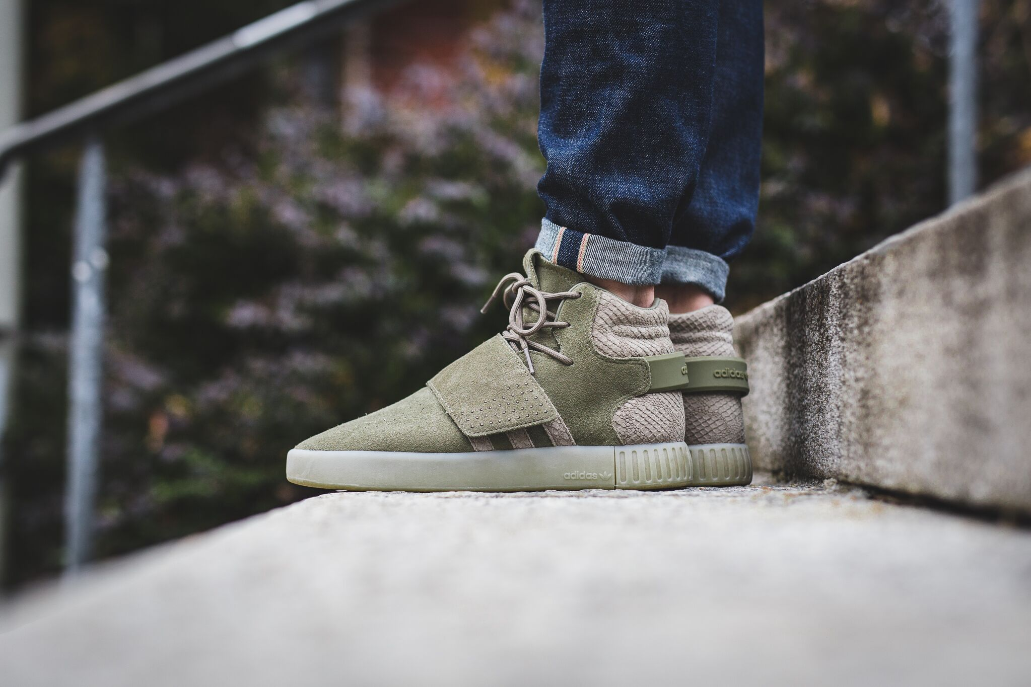 the latest new product great prices Adidas Tubular Invader STR