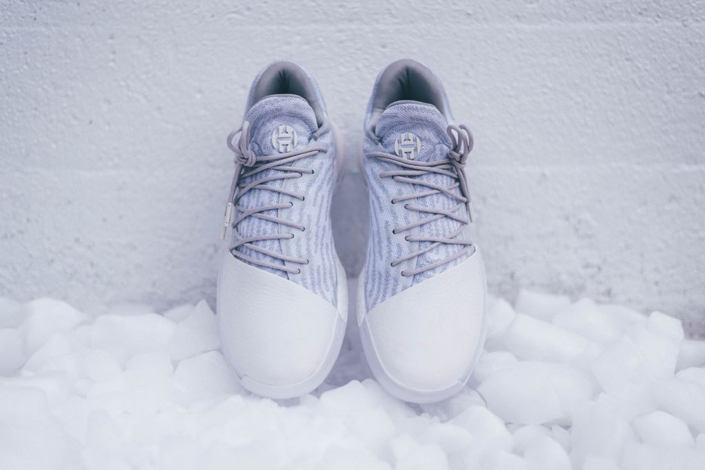 the best attitude 54933 664cb 1 white christmas 5 The adidas Harden Vol 1. 13 Below Zero ( 160) releases  December 20 at ...
