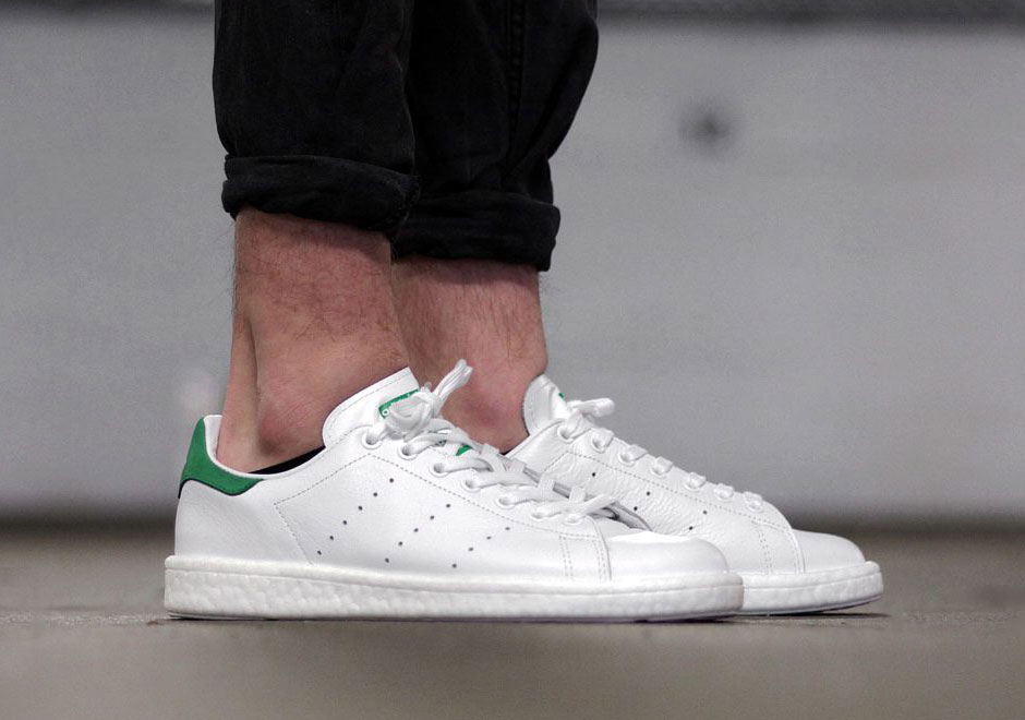 adidas stan smith boost primeknit