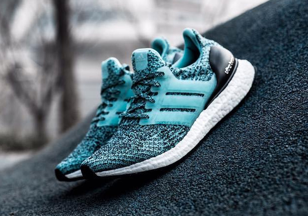 Adidas Ultra Boost 3.0 Aqua Grey shoedeals.gr