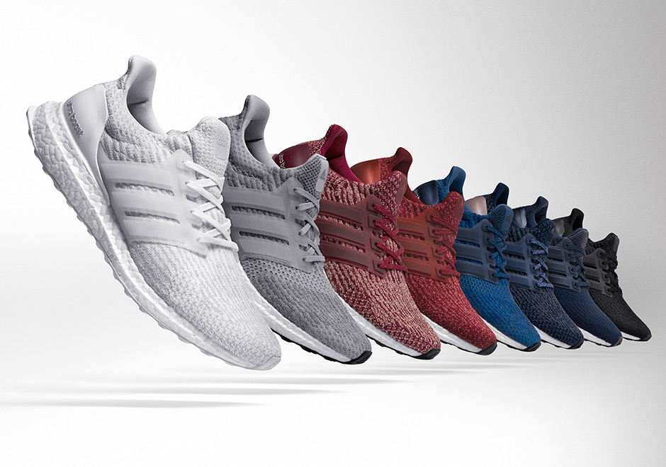 adidas ultra boost 3 0 debuts with 11 colorways. Black Bedroom Furniture Sets. Home Design Ideas