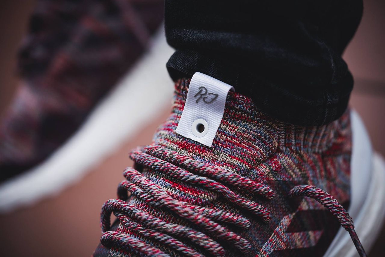 39007fe2f Ronnie Fieg x Kith Adidas Ultra Boost Mid On Foot