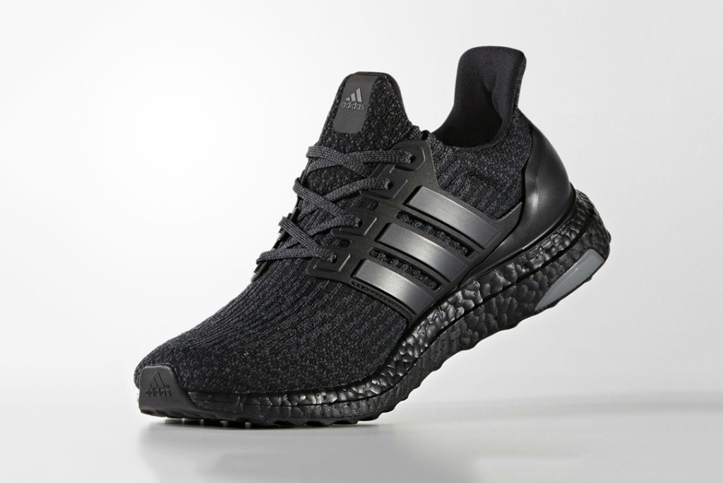 "new concept cc6dd c5641 Adidas UltraBOOST 3.0 To Release in ""Triple Black"""