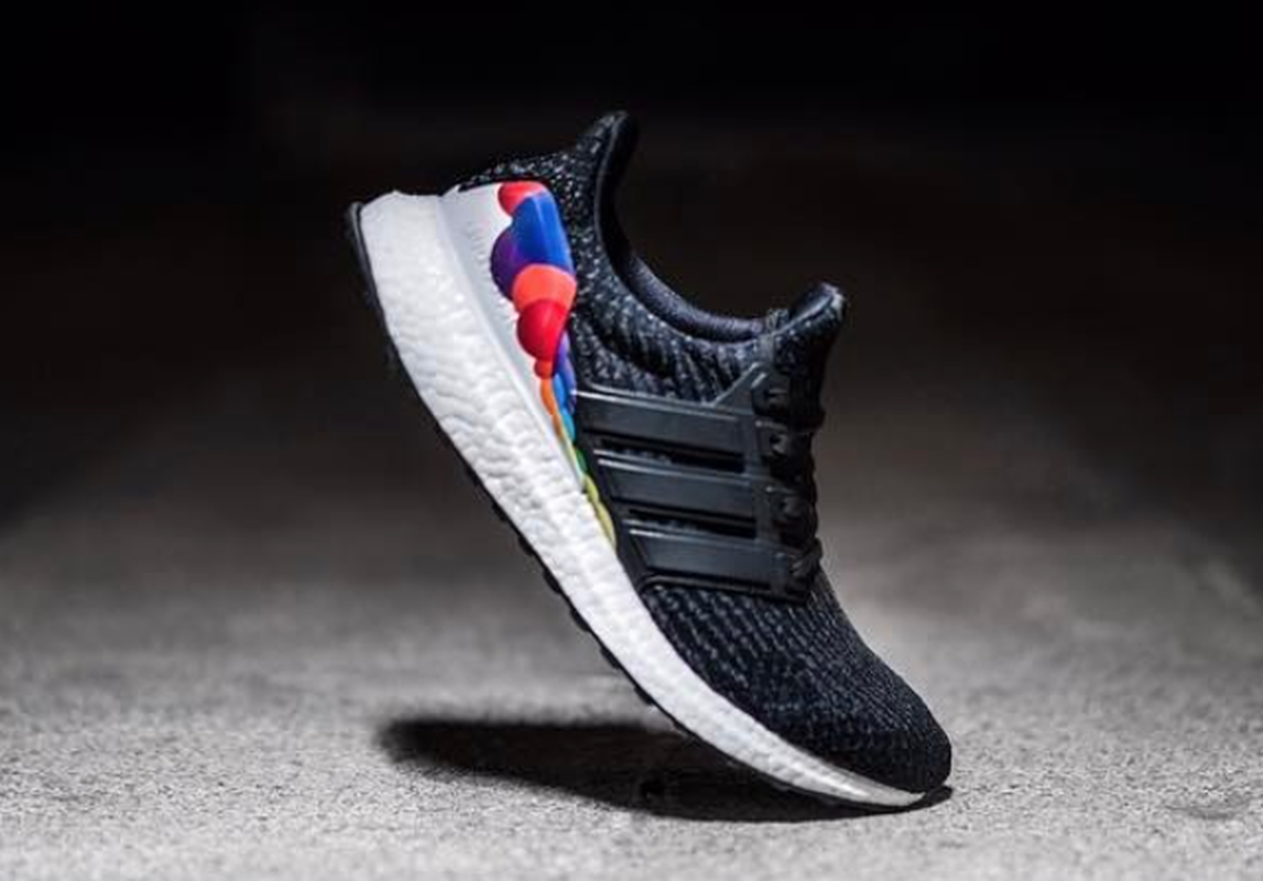 adidas makes an Ultra Boost for the LGBT Community