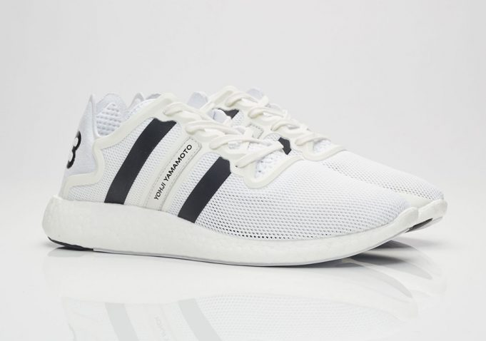 wholesale dealer f5985 91265 Adidas and Y-3 link to release one of the original Boost models – the Yohji  Run Boost in a white and black colorway. The Yin and Yang iterations  respond to ...