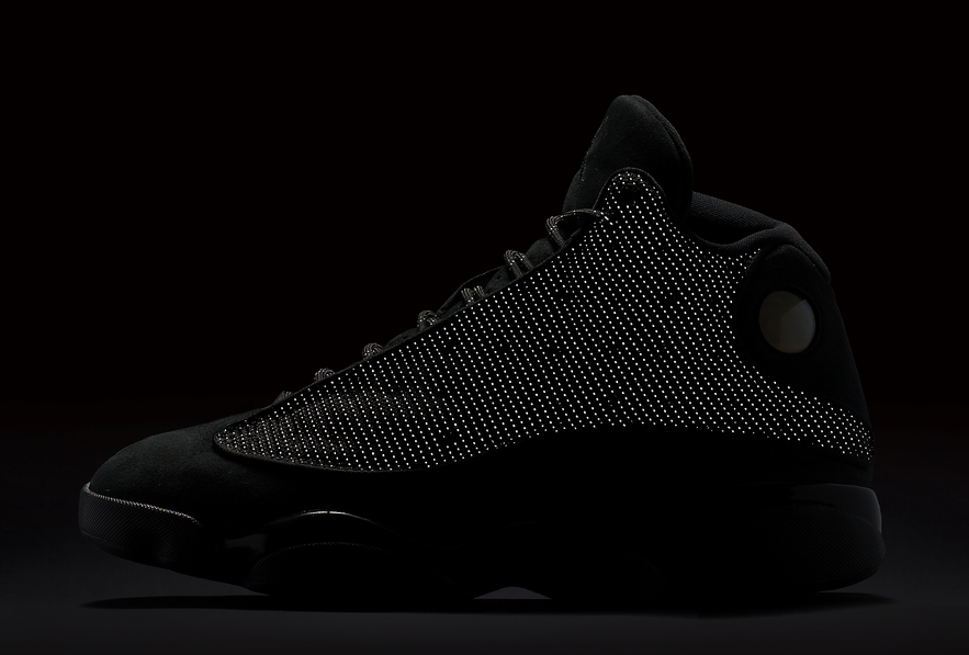 retro jordan 13 schwarz cat billig