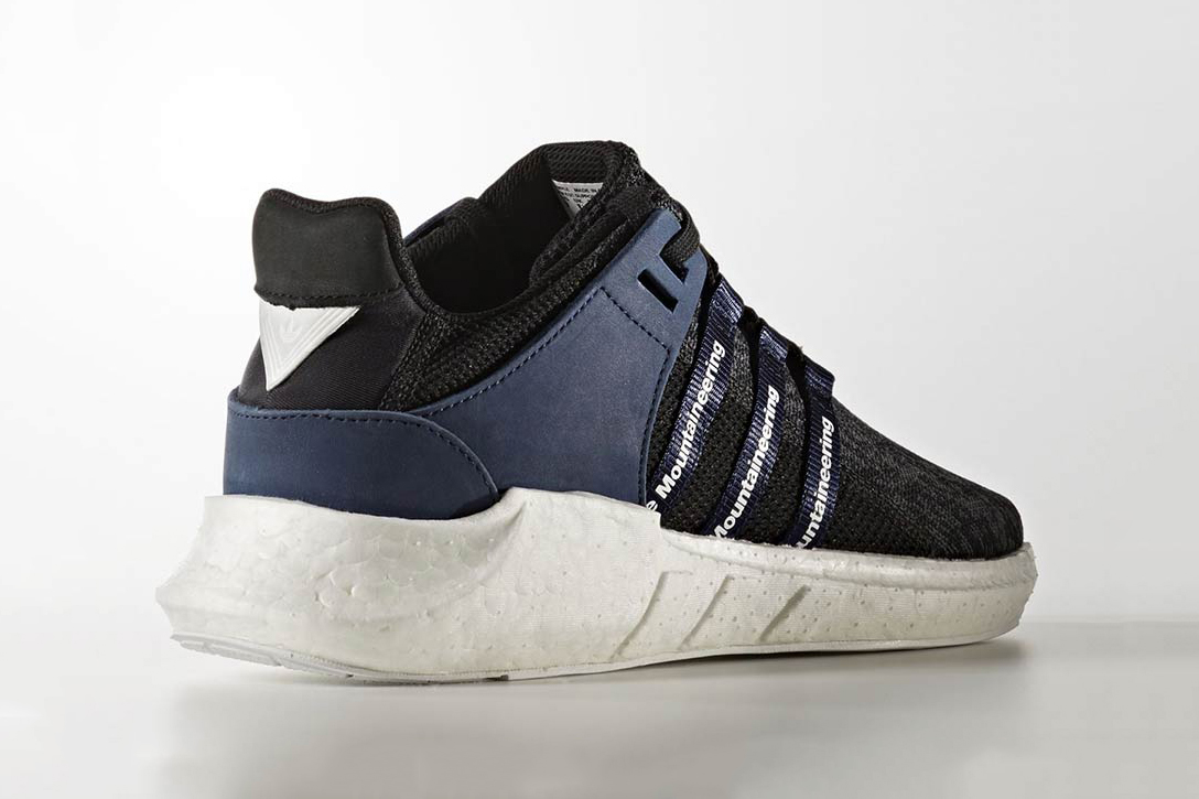 white mountaineering x adidas eqt 93 17 boost. Black Bedroom Furniture Sets. Home Design Ideas