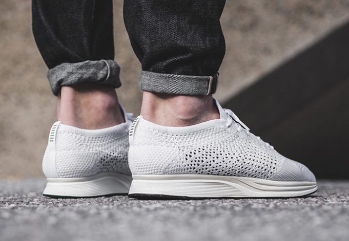 c2dad86966d28 Update  Here s a closer look at the upcoming Nike Godess Flyknit Racer on  foot via Titolo.
