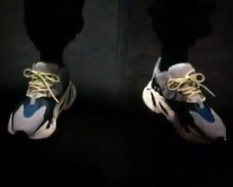 1f7a80195 Adidas Yeezy Runner Unveiled at Yeezy Season 5