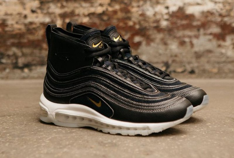 Former head of Givenchy Riccardo Tisci collaborates with Nike on a Nike Air  Max 97 Mid for Air Max Day. The Tisci-designed Air Max 97 mid is offered  for the ... 53789097e9