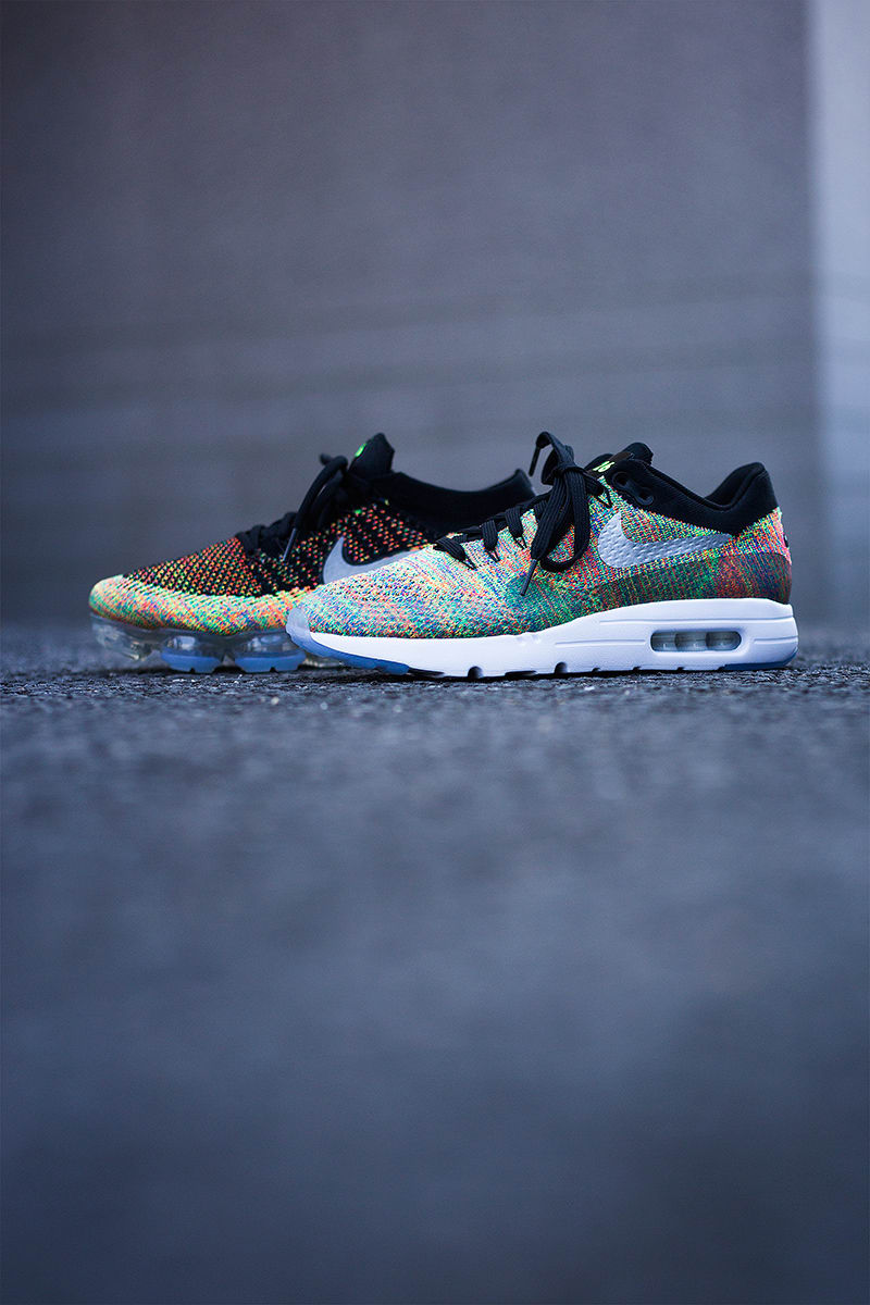 Multicolor Option For Nike Air Max 1 And Vapor Max