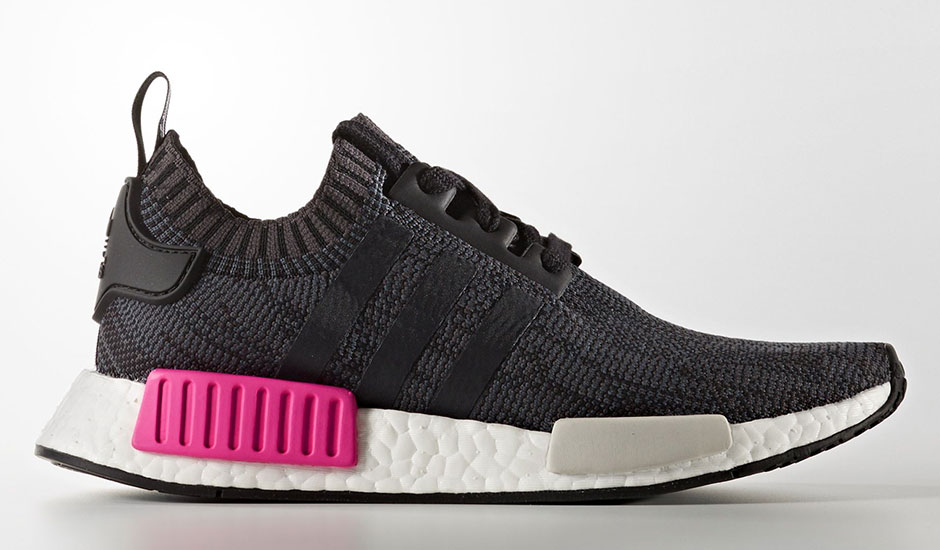 ADIDAS NMD R1 NOMAD S80207 WHITE / CYAN BRAND NEW IN