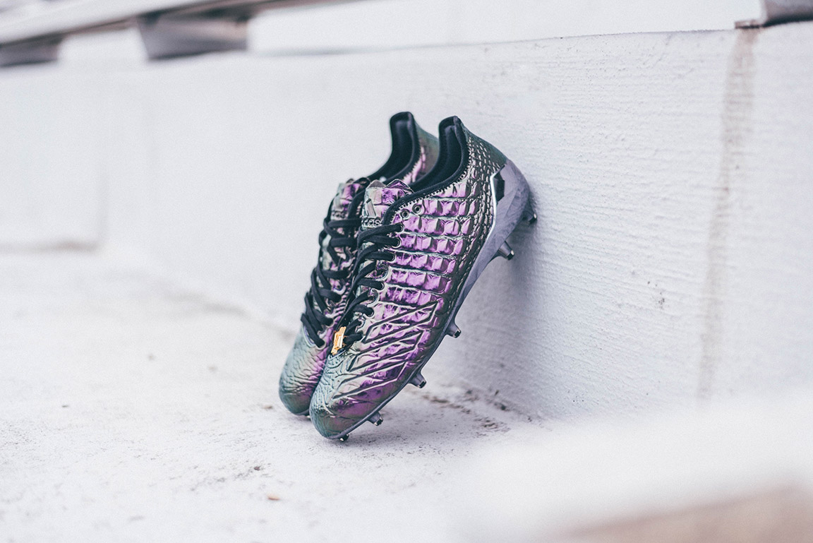 """580b70d98 The """"Sunday s Best"""" collection takes the lightest cleat in the game"""