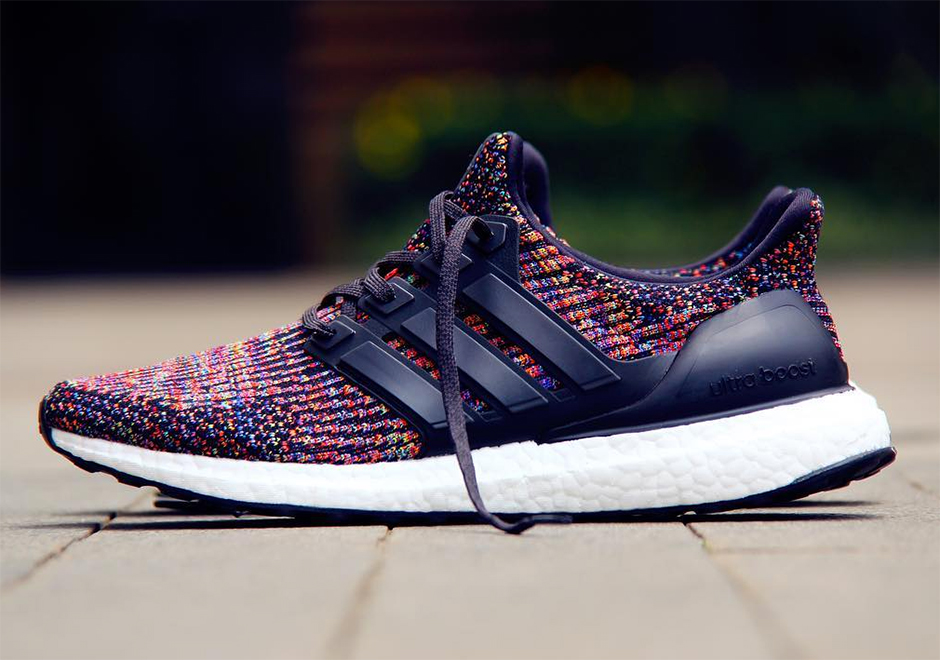 adidas Ultra Boost 3.0 LTD Multicolor Multicolor/Black
