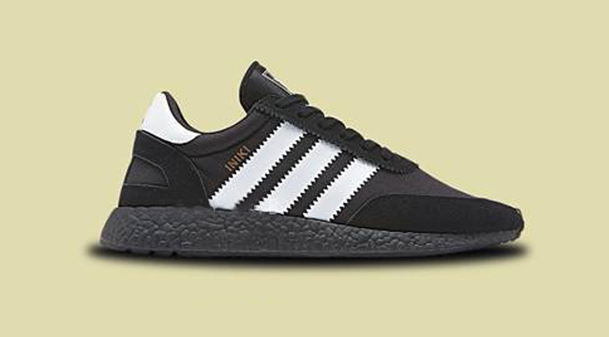 adidas iniki black. the adidas iniki boost will be receiving a black update at end of year, following massive white roll out this summer. k