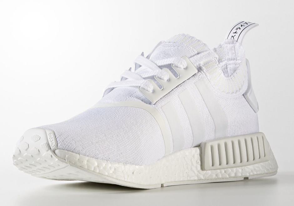 how to clean primeknit nmd