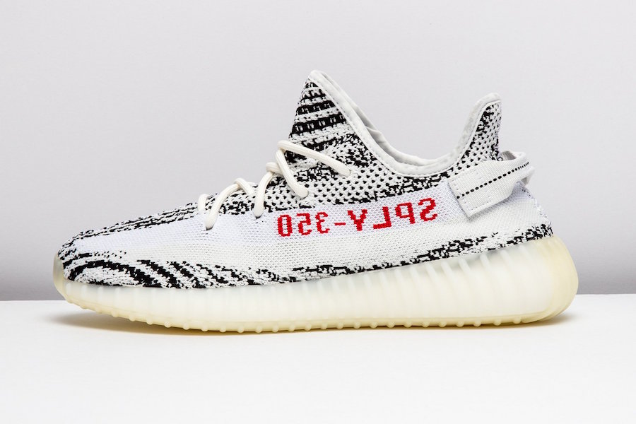 1b51a5154d415 adidas Originals is re-releasing the Zebra adidas Yeezy Boost on June 24th  and below is a list of stores where you ll be able to cop a pair.