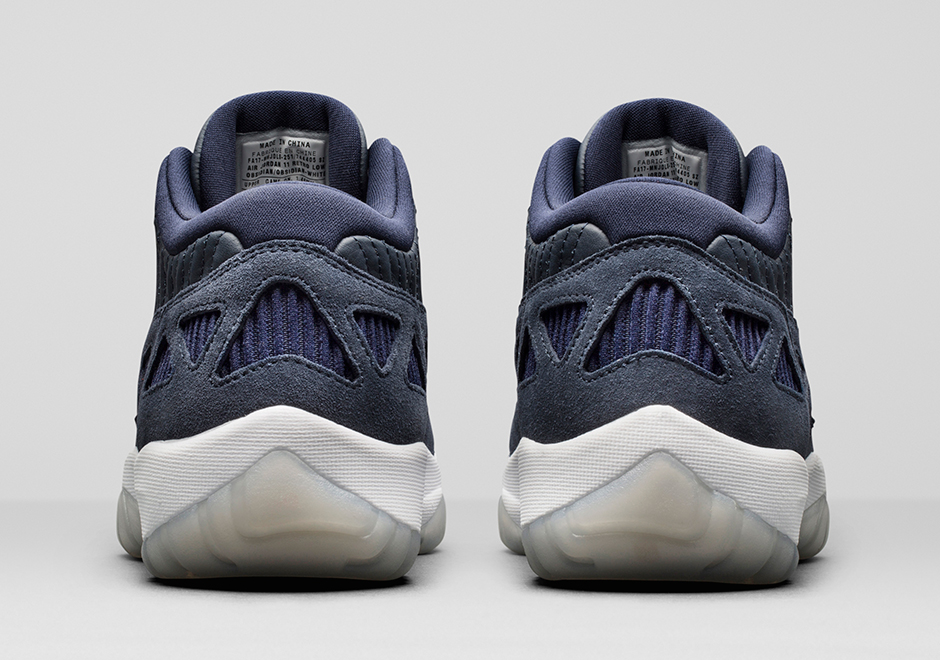 Air Jordan 11 Low IE Midnight Navy For Sale 2017  2fcb31fee