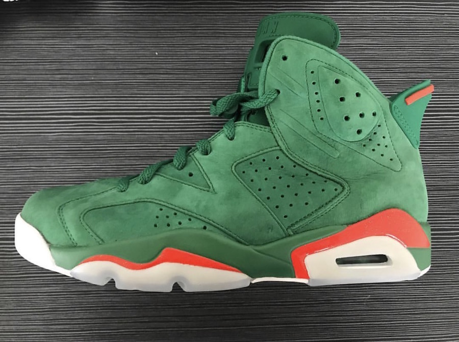 michael jordan shoes 90's green and white accounts 796649