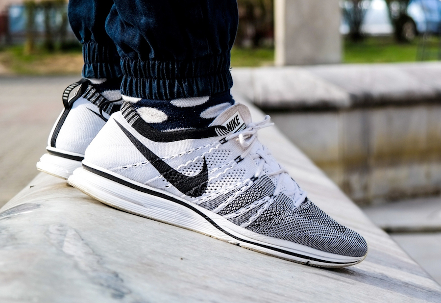 premium selection dc20e 48861 2012 s Nike Flyknit Trainer will be making it s way back into retailers as a  retro for the first time since it s original release. The OG White   Black  ...