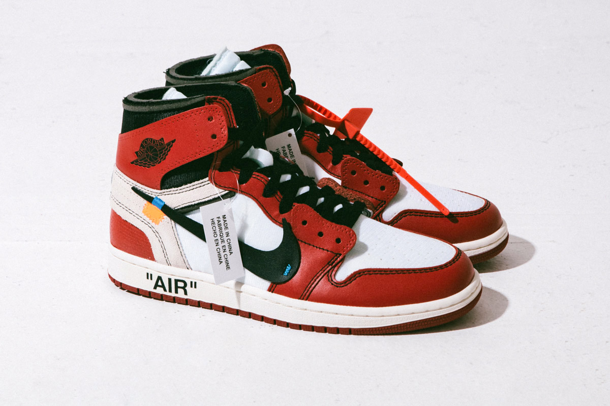 Nike and Virgil Abloh collaborated on a total of 10 silhouettes this Fall  season and the release date for the pack is in November.