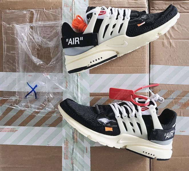 d712888f4d97 Off-White x Nike Air Presto