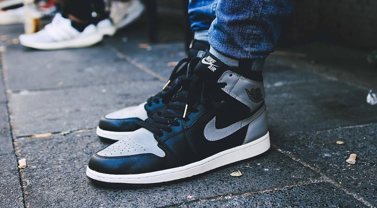 "27a64ac1f5d The Air Jordan 1 ""Shadow"" is set to return in May 2018, following the 2013  release that kicked off a series of OG Air Jordan 1 colorways that became  highly ..."
