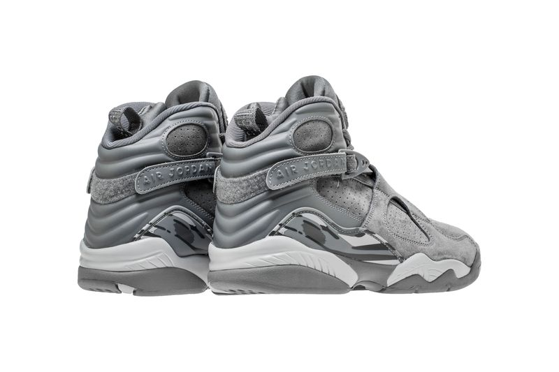 2860825a1f2d Air Jordan 8. Color  Cool Grey Wolf Grey-Cool Grey Style Code  305381-014.  Release Date  August 26