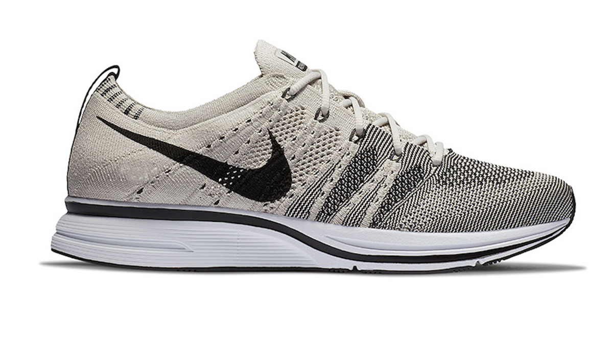 """451f73b76bb7d Nike Sportswear will be releasing a Pale Grey version of the Nike Flyknit  Trainer this Fall. Done in a familiar """"off-white"""" esque tone"""