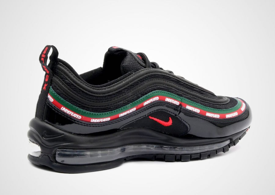 Nike Air Max 97 Og Quot Undefeated Quot Release Date
