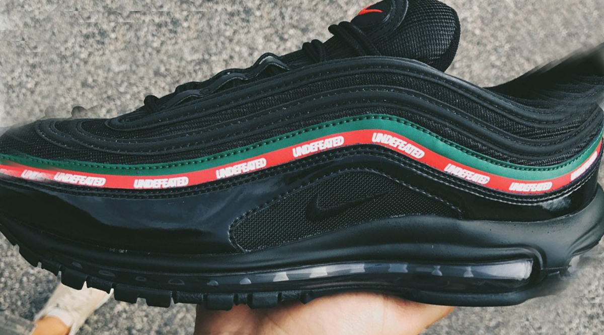 d38d6fef93 UNDFTD will be linking with Nike Sportswear on an Air Max 97 for the Summer  / Fall season. The collab will feature a black theme on the uppers, ...