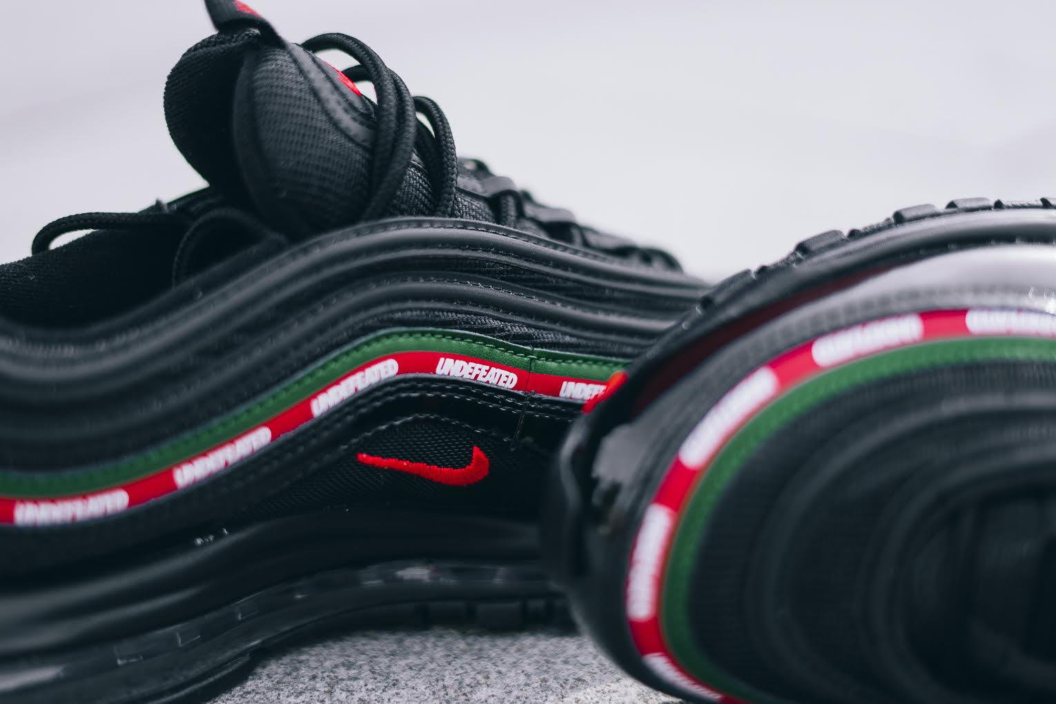 Undftd X Nike Air Max 97 On Foot