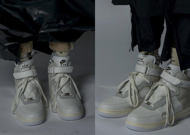 size 40 c32e2 ce141 The Nike AF1 A-COLD-WALL is available October 21 exclusively at the A-COLD- WALL pop-up in London. The pop-up address will be announced via A-COLD-WALLs  ...