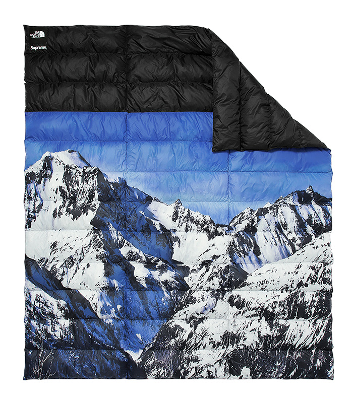 Supreme X North Face Mountain Collection