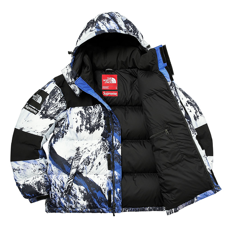 supreme x north face mountain collection. Black Bedroom Furniture Sets. Home Design Ideas