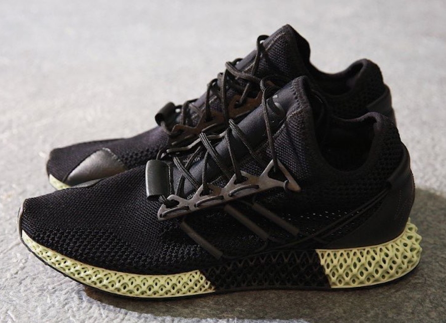 e51e2a2ee6c26 adidas Y-3 Takes it to Paris Fashion week to Debut its latest 4D FutureCraft  silhouette.