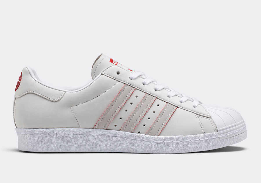 4268706cf23d6 adidas Superstar 80s CNY Style Code  DB2568 Release Date  January 13