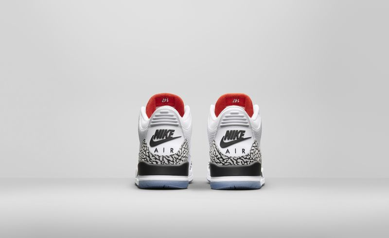 "9296655fd33e Jordan Brand will be bringing back the clear sole version of the ""White  cement"" for the 30th anniversary of the AJ 3. The version to be released  will be the ..."