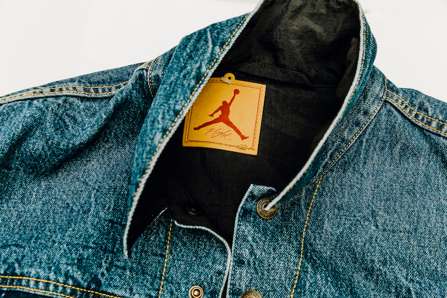 huge selection of 3faf3 fcbf3 Where to Purchase the Denim Air Jordan 4's and Jacket