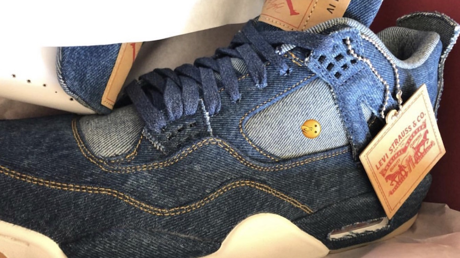 Jordan Brand will be collaborating with Levis once again on an Air Jordan 4  this month. The latest collaboration comes after almost decade since the Air  ... 9fd0dced5