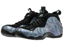 "los angeles d6f37 b12a7 Nike Air Foamposite One PRM ""Abalone"" January Release Date"