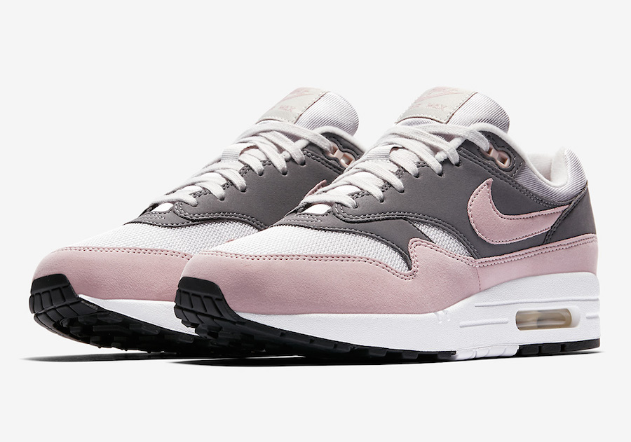 best website 333f6 7835b The Nike Air Max 1 Particle Rose is set release in women s sizing soon at  select Nike Sportswear retailers and Nike.com.