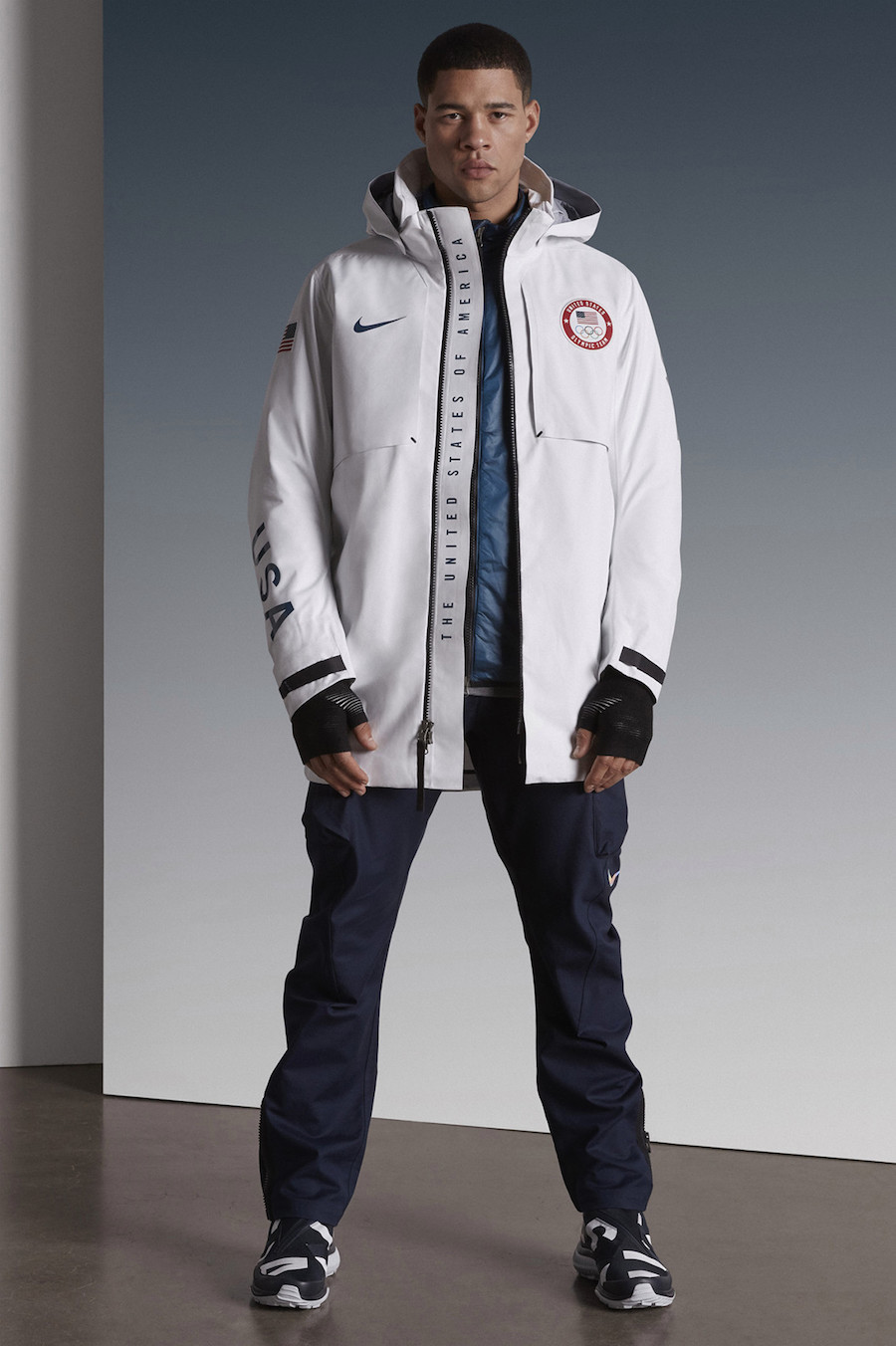 Nike Team USA's Model Stand Collection 2018