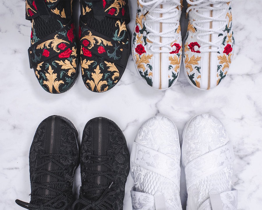 """2df4176e7a95e Ronnie Fieg previews the sequel to the Kith x Nike LeBron 15 """"Long Live The  King"""" Collection"""