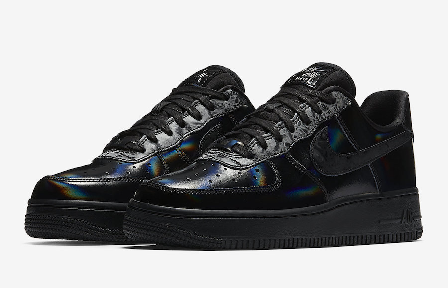 Nike Air Force 1 Luxe Quot Iridescent Quot Pack